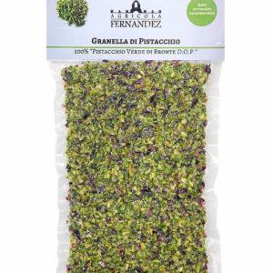 Granella di Pistacchio verde di Bronte D.O.P.